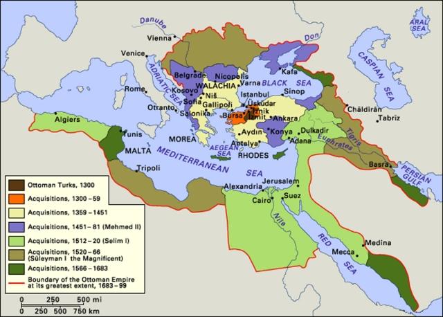 Ottomanska Imperiet