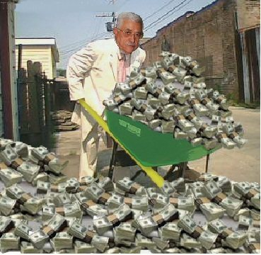 Abbas donationer