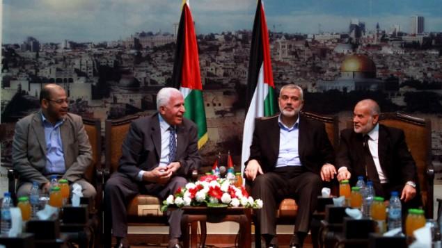 Överens i Gaza