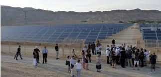 Solkraft i Negev