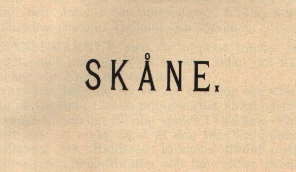 Skaane